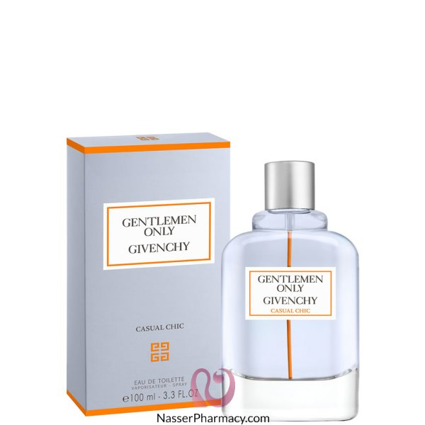 Givenchy Gentlemen Only Casual Chic For Men - 100 Ml