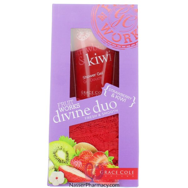Fruit Works Divine Duo 50ml