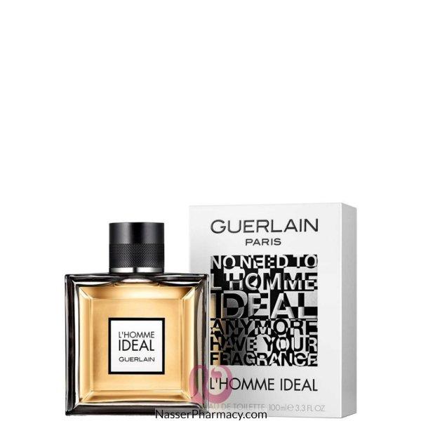 Guerlain L'homme Ideal For Men - 100 Ml