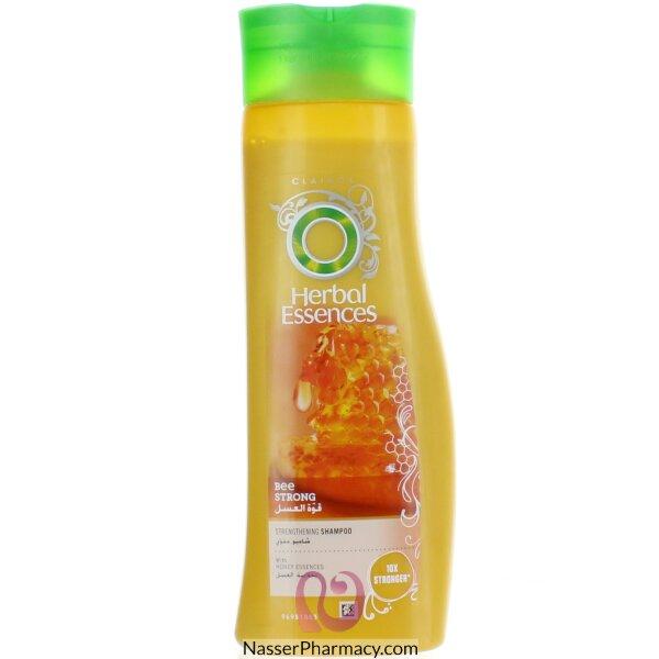 هيربال اسنسز Herbal Essences شامبو مقوي للشعر بخلاصة العسل 400 مل