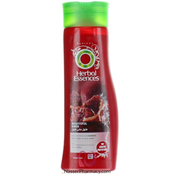 He Shampoo Beautiful Ends 400ml