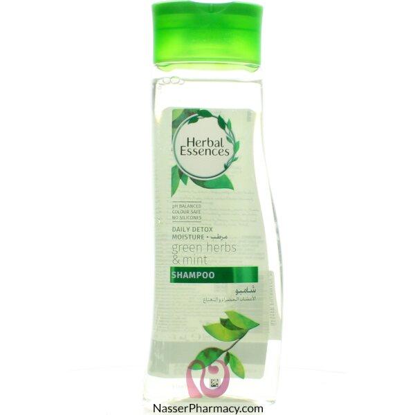 Herbal Essences Shampoo Herbs & Mint 400ml
