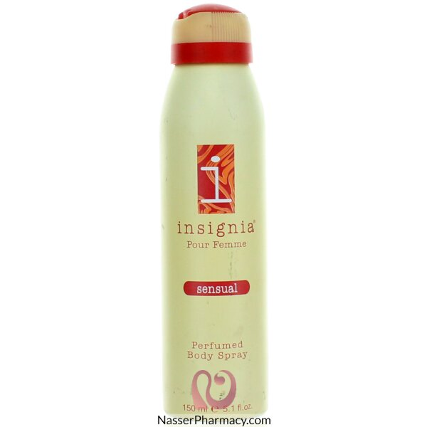 Insignia Femme Body Spray Sensual 150ml