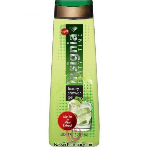 Insignia Shower Gel Mojito With Mint 500ml-63687