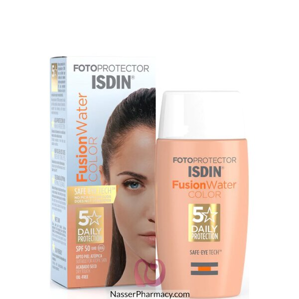 Isdin Fotoprotector Fusion Water Color 50ml