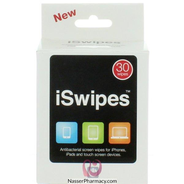 Is Wipes Antibacterial Wipes 30pk-63445