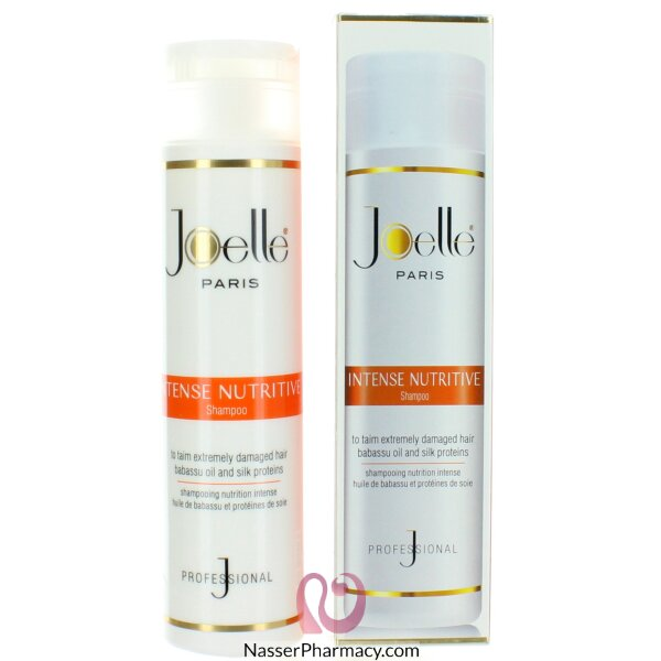 Joelle Paris Intense Nutritive Shampoo 250 Ml