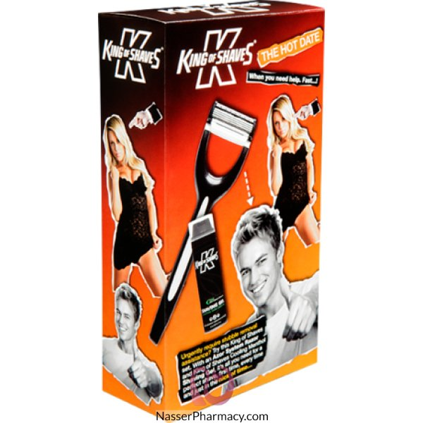 King Of Shaves Big Night Out Pack--42052