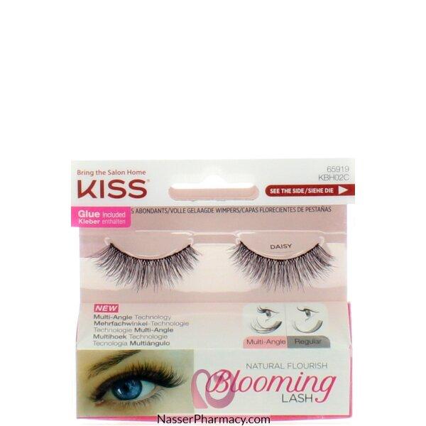 Kiss  رموش لاصقة Blooming كود Kbh02c