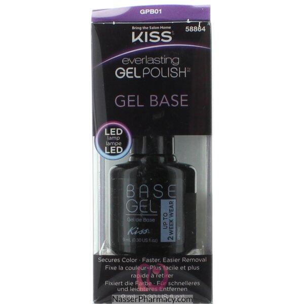 Kiss Everlasting Gel Polish Base Gel