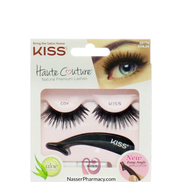 Kiss Hc Coy E/lashes Single- Khl04gt