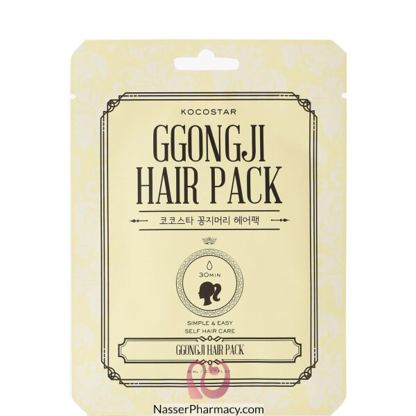 كوكوستار Kocostar  مجموعة Ggongji (ذيل الحصان) للعناية بالشعر 8ml
