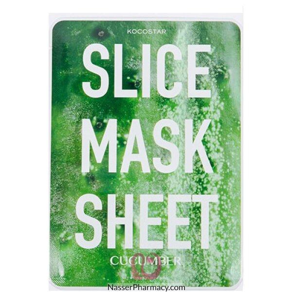 Kocostar Cucumber Slice Mask Sheet 20ml