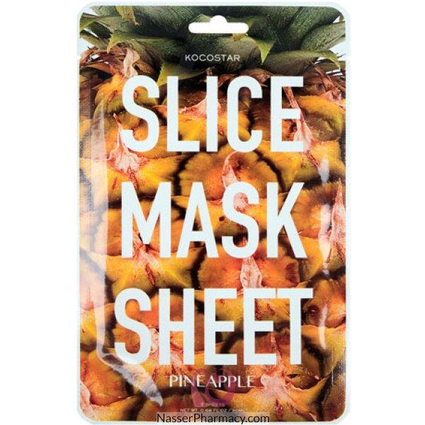 Kocostar Pineapple Slice Mask Sheet 20ml