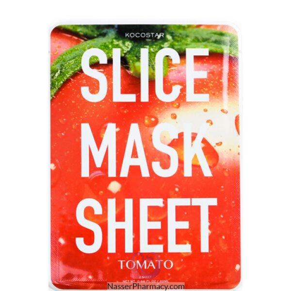 Kocostar Tomato Slice Mask Sheet 20ml