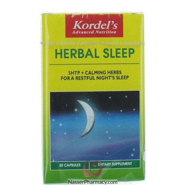 Herbal Sleep Cap 30's
