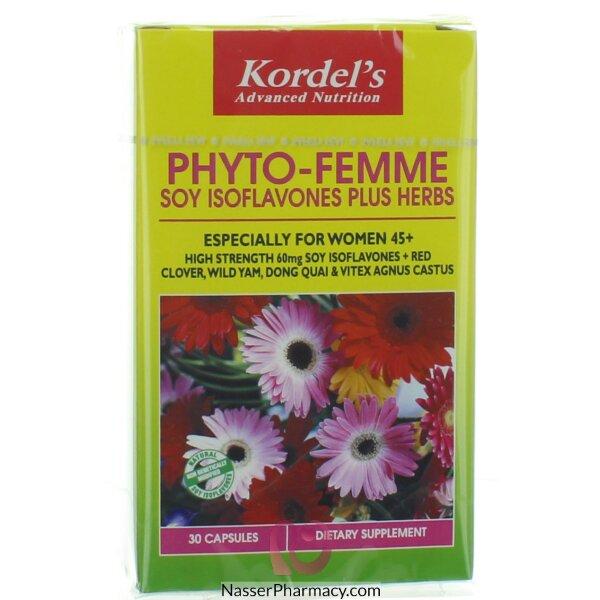 Phyto-femme Cap 30's
