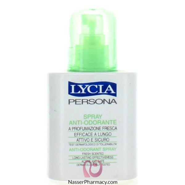 Lycia Fresh Scent Deo Spray 75ml