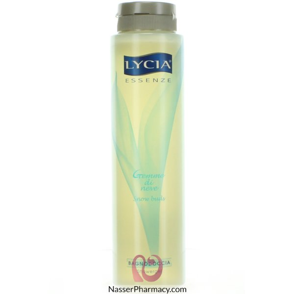 Lycia Shwr Gel Snow Buds-300ml-3686