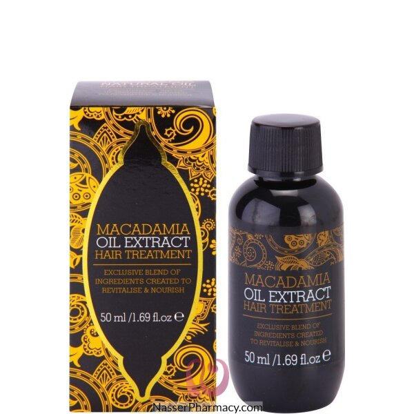 Macadamia Hair Treatment Oil 50ml