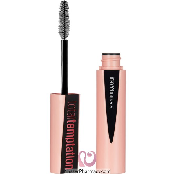 Mayb Temptation Mascara Black Noir