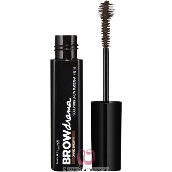 Maybelline Ancill Brow Drama Dark Brown