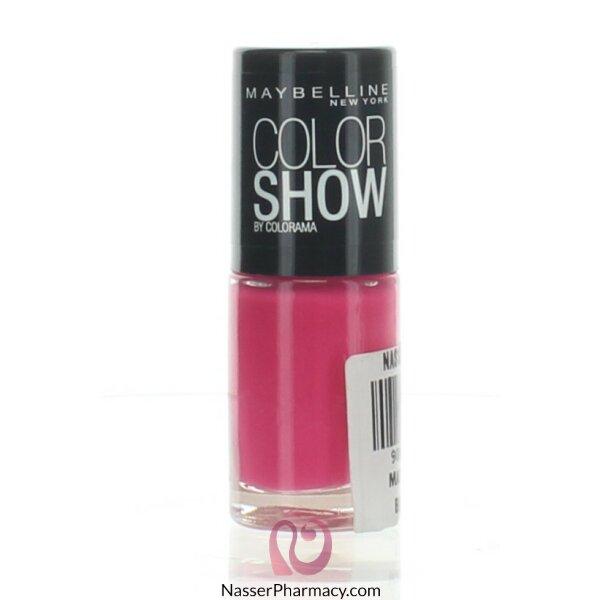 Maybelline Color Show Nail Polish - 83 Pink Bikini