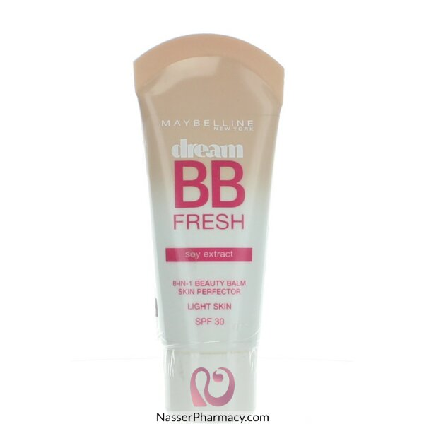 Maybelline Dream Fresh Bb- Light