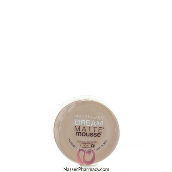 Maybelline Dream Liquid Mousse Foundation- Ivory 10 L1