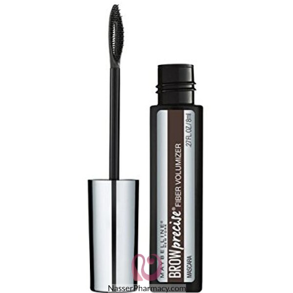 Maybelline Eye Brow Precise Fiber Deep Brown 06
