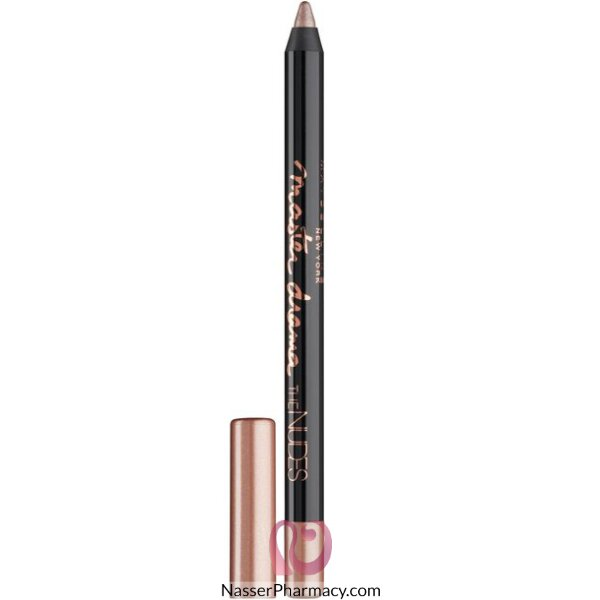 Maybelline Master Drama Nudes Eyeliner, 19 Pearly Taupe