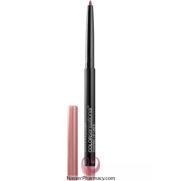 Maybelline New York Color Sensational Lip Liner 50 Dusty Rose