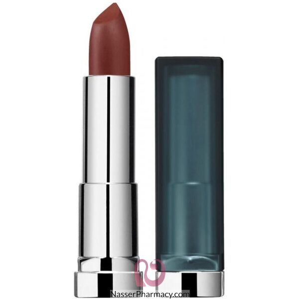 Maybelline New York Color Sensational Matte Nudes Lipstick  988 Brown Sugar