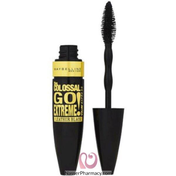 Maybelline New York Colossal Go Extreme Mascara - Leather Black