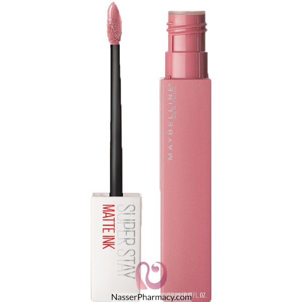 Maybelline  Super Stay Matte Ink Liquid Nude 10 Dreamer