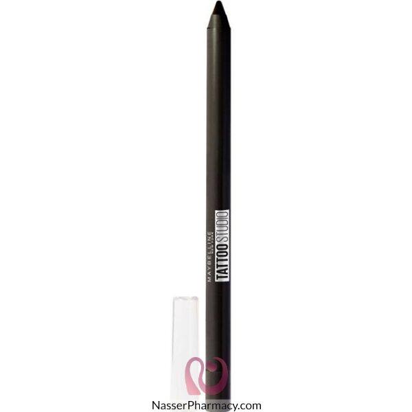 Maybelline Tatoo Liner Gel Pencil 900 Deep Onyx