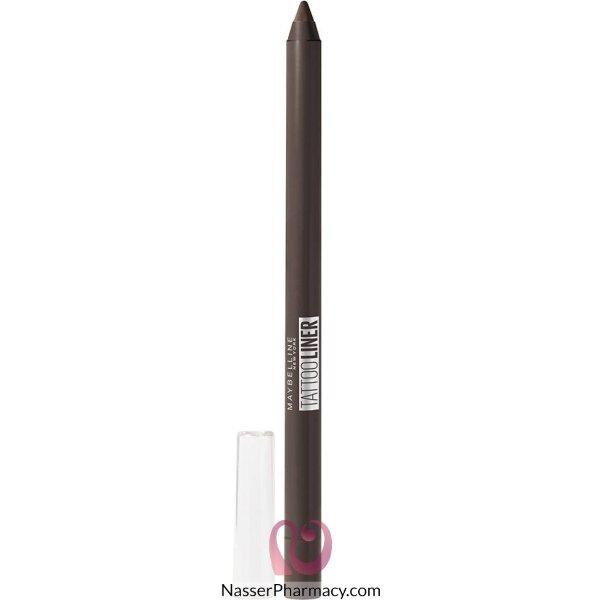 Maybelline Tatoo Liner Gel Pencil 910 Bold Brown