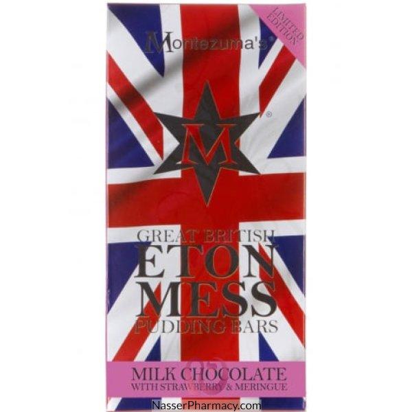 Montez Choc Great British Puddings Col 220g