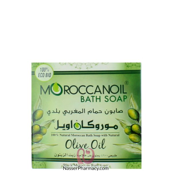 Moroccan Oil Bath Soap