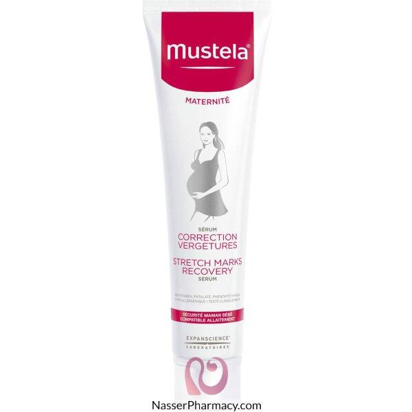 موستيلا Mustela سيروم  للحد من علامات تمدد الجلد للحوامل 75 مل