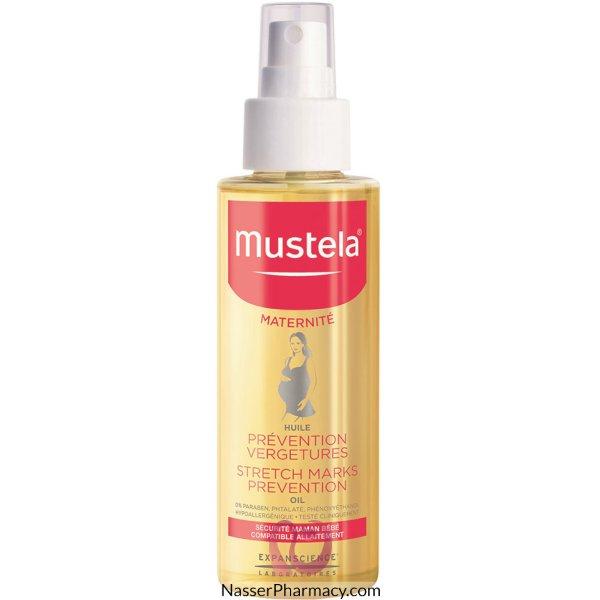 Mustela Mtrnty Strtch Mrks Prev Oil 105ml #027476