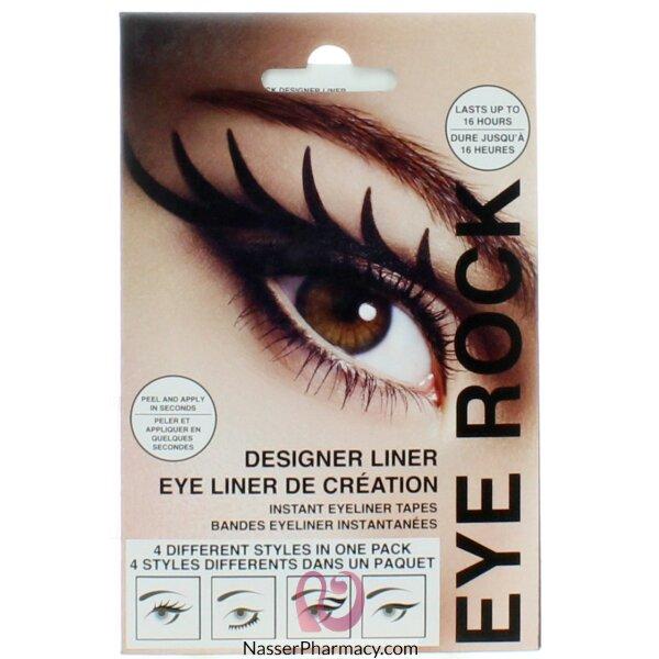 اي روك Eye Rock  تاتو للعين - Trends Erl002