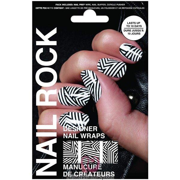 Beauty Rock Nail Wraps-ss13 Montage-nr111