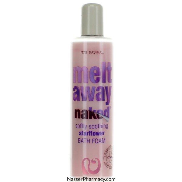 Naked Bath Foam Starflower 300ml-56358