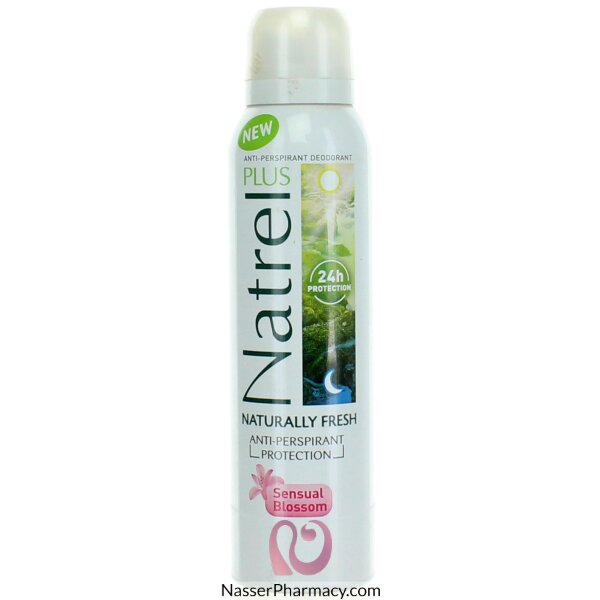 Natrel (e) Plus Sensual Blossom 150ml-31119