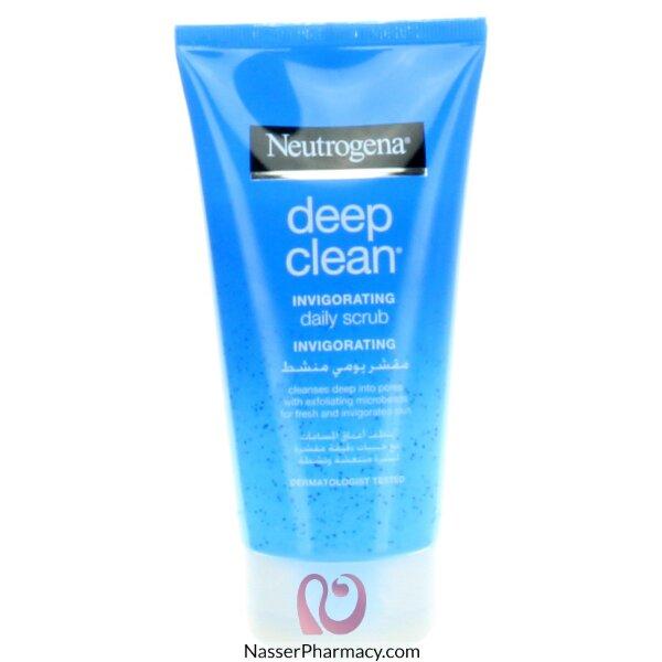 Neutrogena Deep Clean Invigorating Scrub 150ml