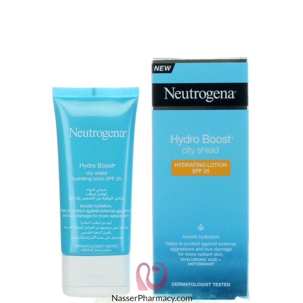 Neutrogena  Hydro Boost Lotion Spf25 50ml