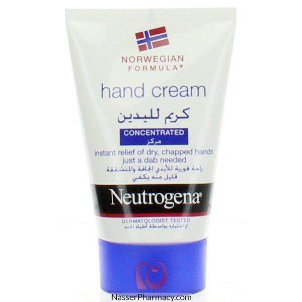 Neutrogena Norwegian Formula  Concentrated Hand Cream 50ml