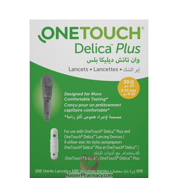 ابرة شك وان تاتش ديليكا (one Touch Delica ) 30غ / 0.32 مم ( 100 ابرة)