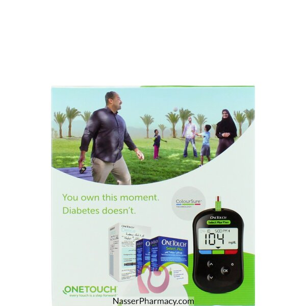 One Touch Select Plus Machine (meter+2pkts Strips)